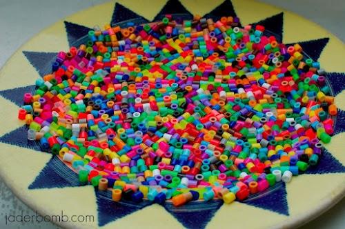 crafts using perler beads Archives - JADERBOMB