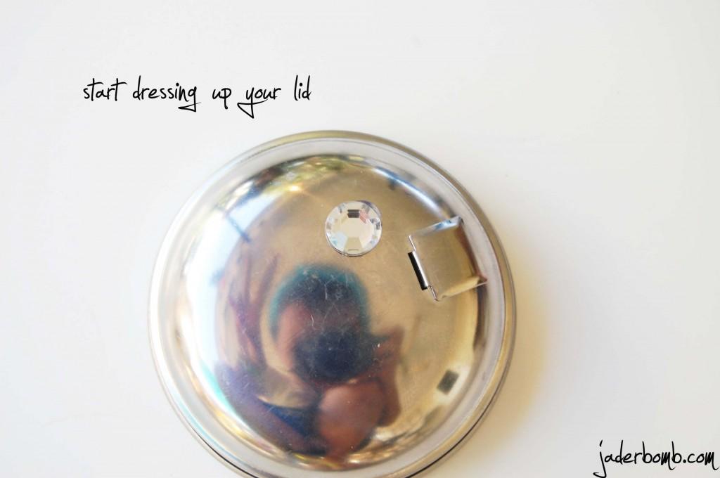 how to make a dispenser