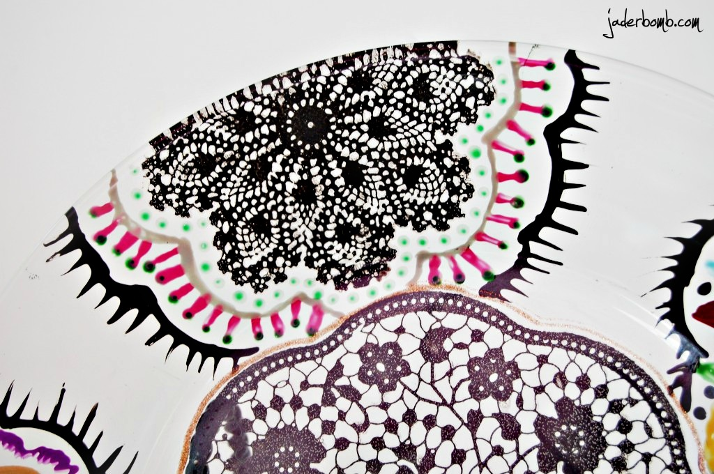 Tutorial mexican folk art with martha stewart crafts for Folk art craft paint