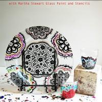 Mexican_Folk_Art_Martha_Stewart_Glass_Paints_Jaderbomb