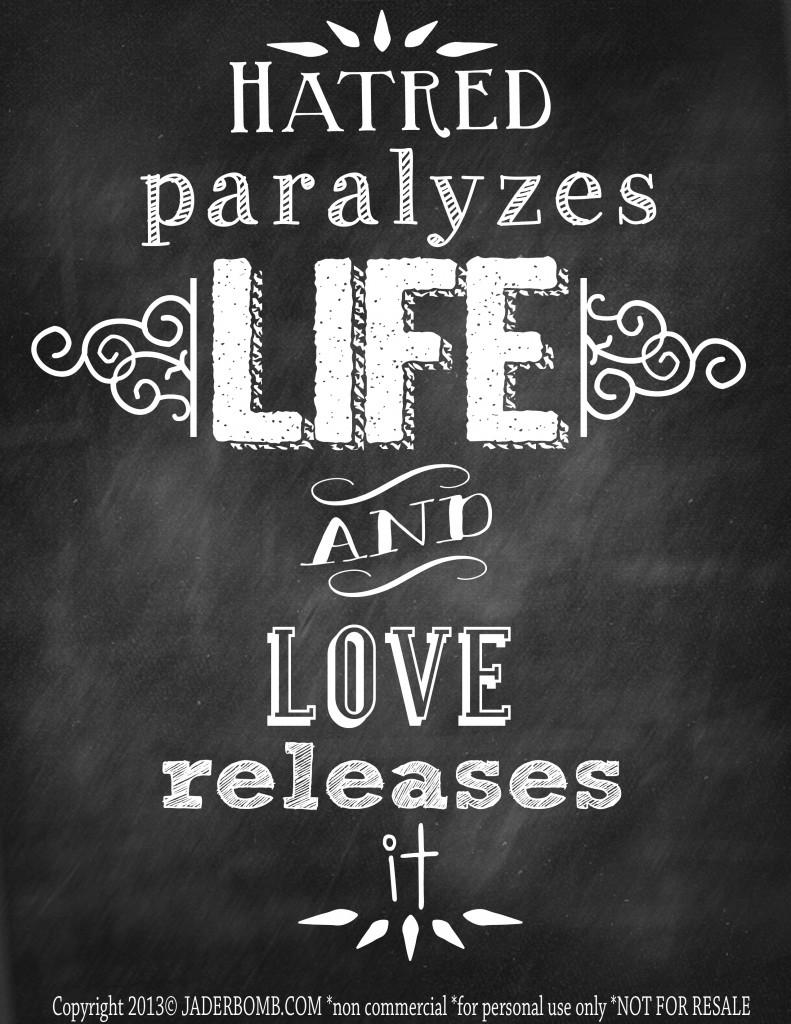 Free-Chalkboard-Printbable-Love