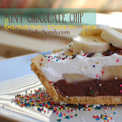 mint chocolate chip pie-jaderbomb