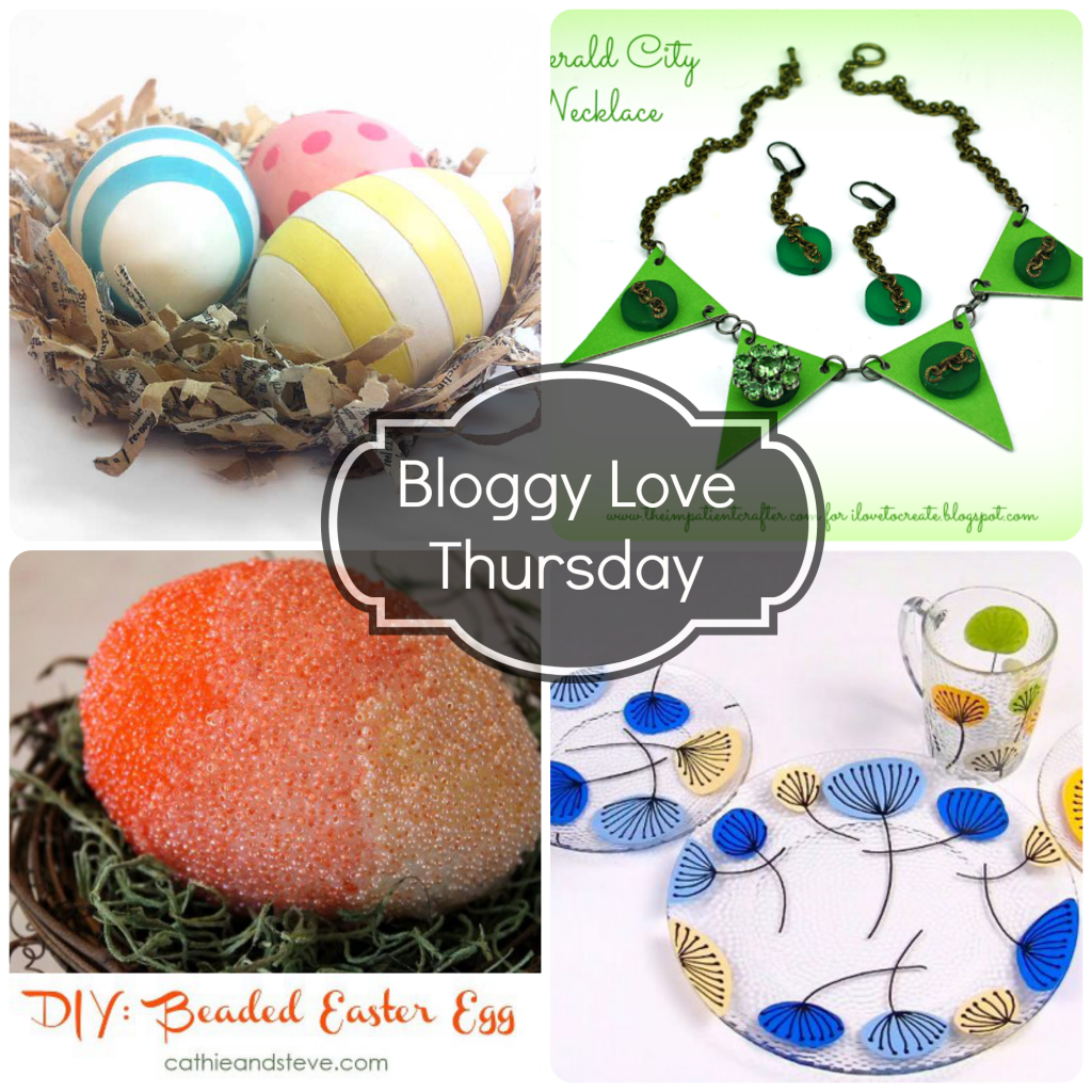 Bloggy Love Thursday - No. 3
