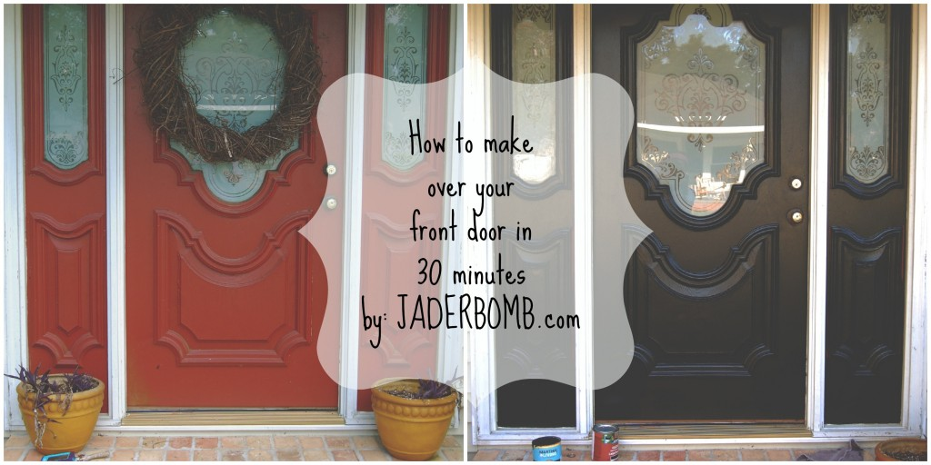 How-to-makeover-your-front-door-in-30-minutes-jaderbomb