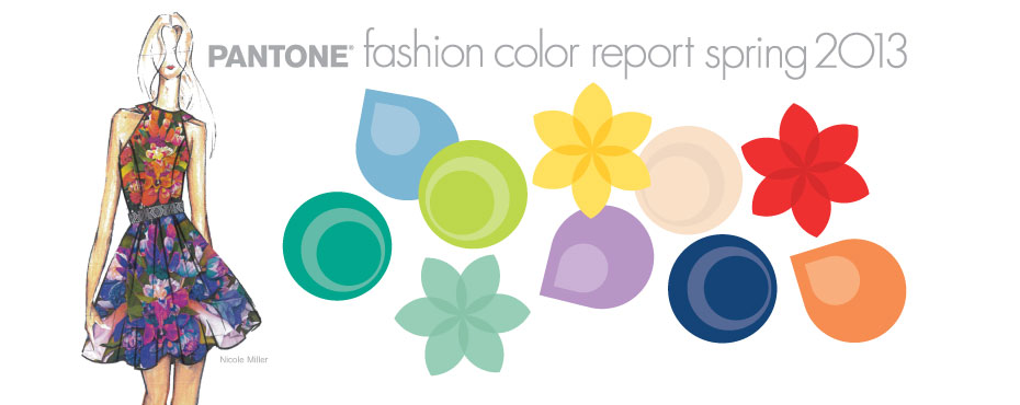 Pantone's Top 10 Fashion Color Trends for 2013 - Jaderbomb