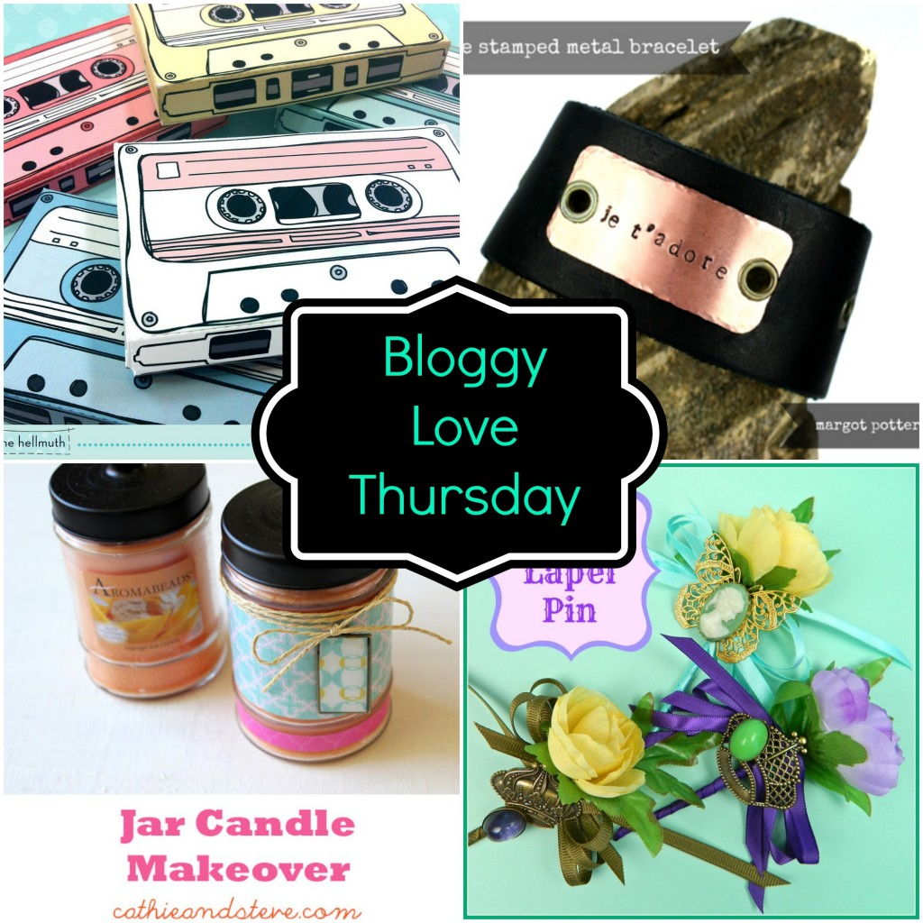Bloggy Love Thursday