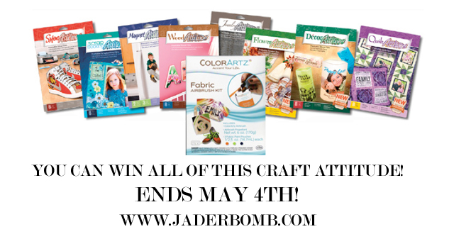 craft attitude giveaway