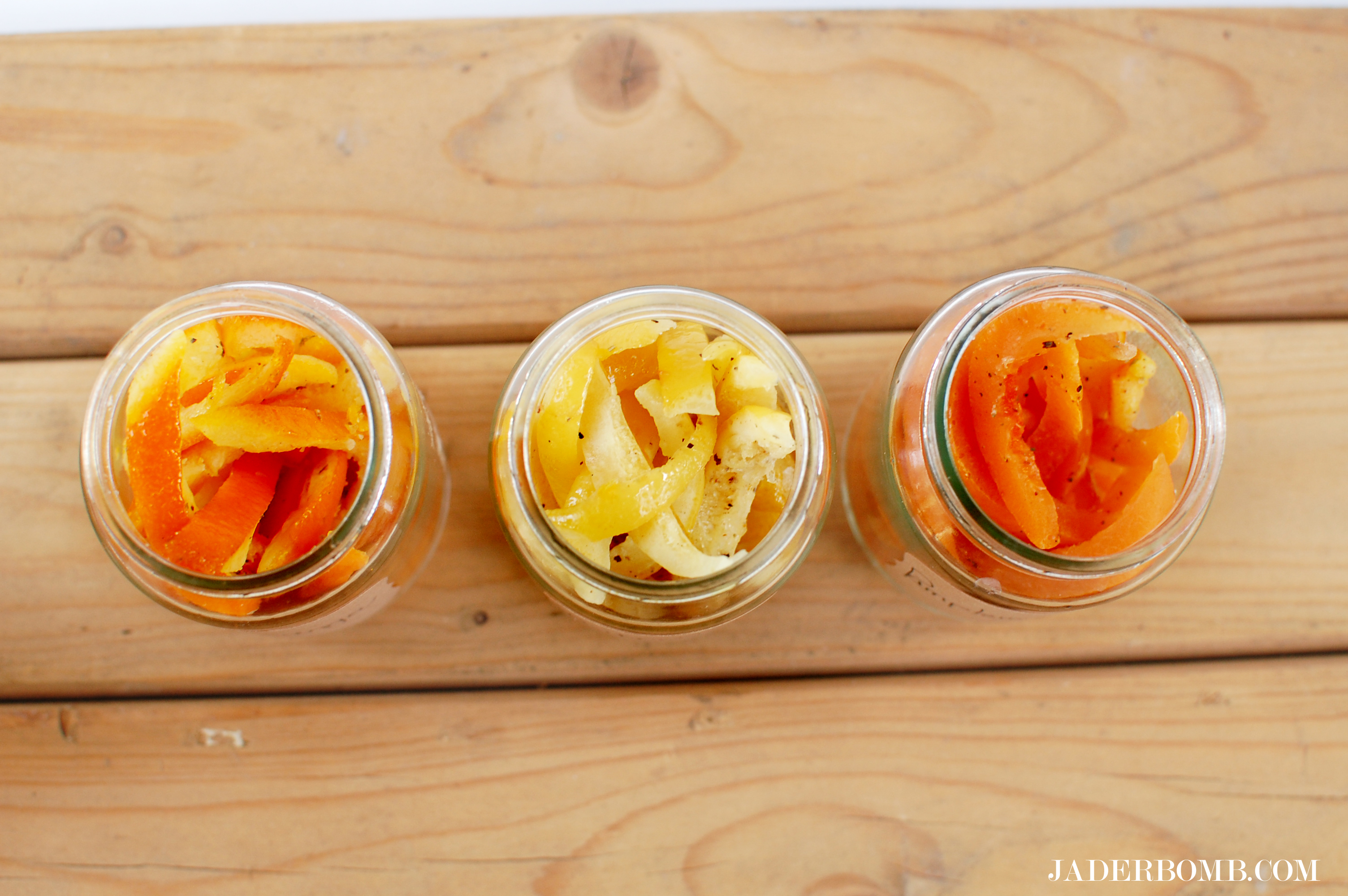 how to make citrus peel