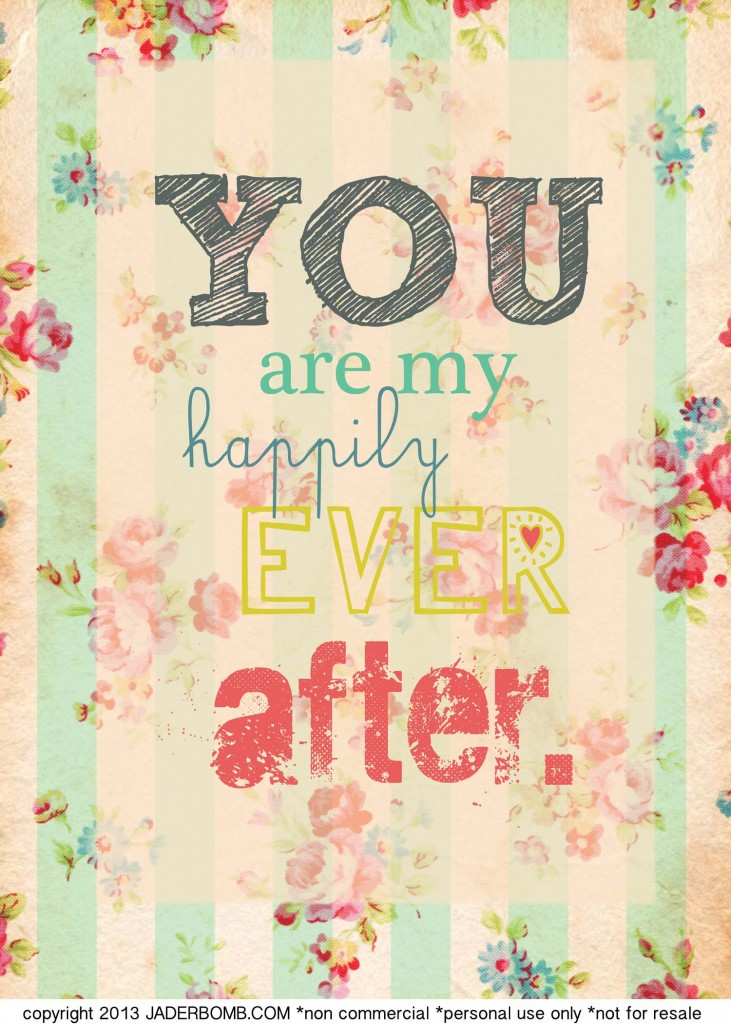 Happily-ever-after-printable