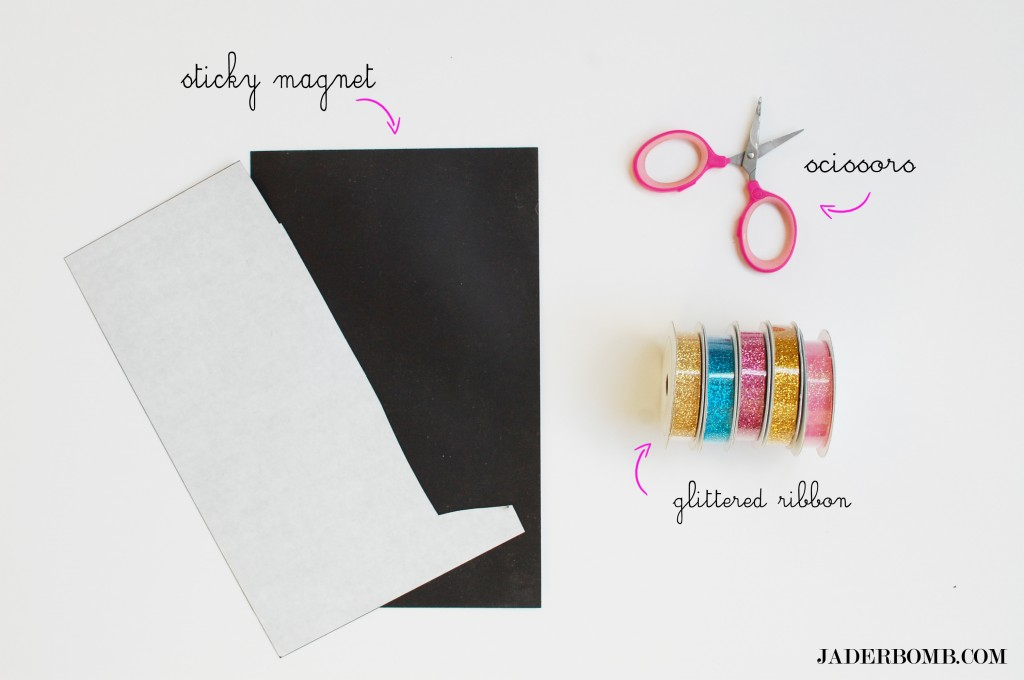 washi tape magnets