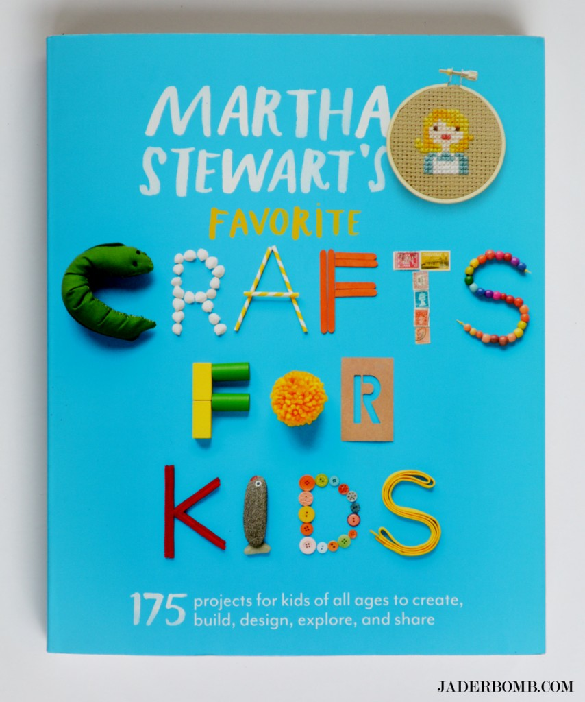 kids-craft-book-including-diy-paper-bead-bracelet