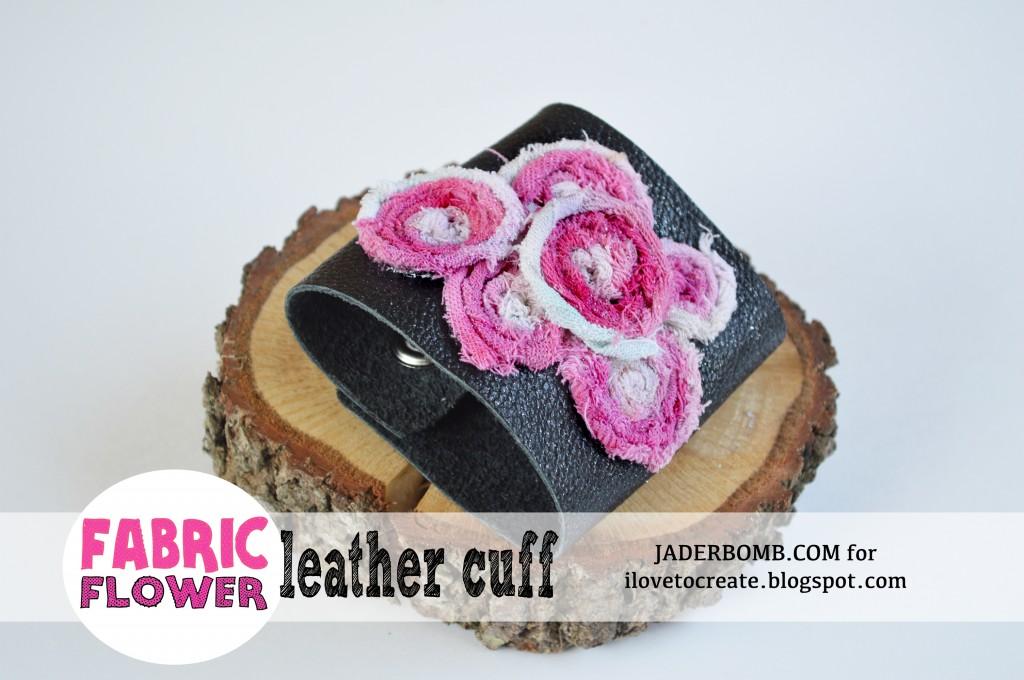 Leather Cuff Tutorial