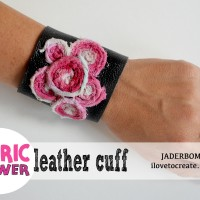 Leather Cuff Tutorial
