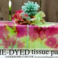 DIY-Tie-Dyed-Tissue-Paper