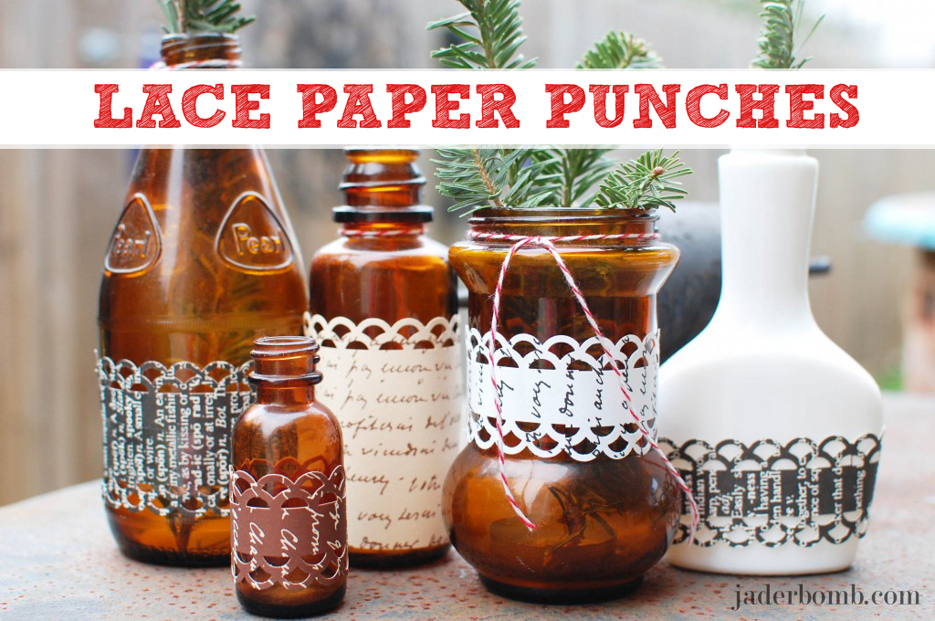 LACE PAPER PUNCHES
