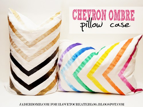 chevron pillow cases