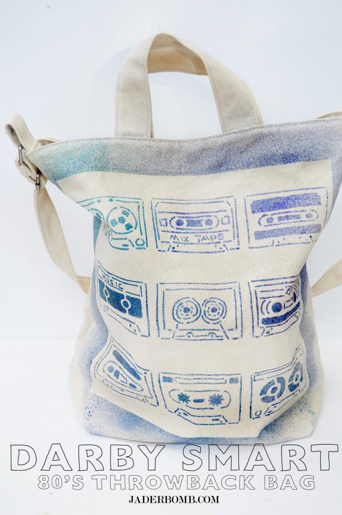 80's Throwback Bag