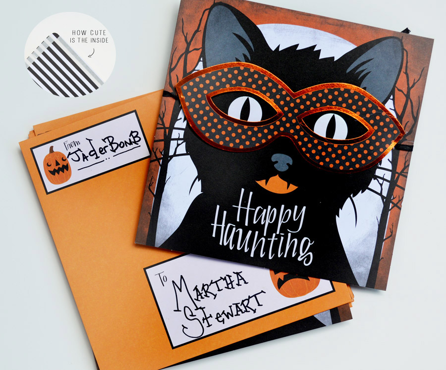 HALLOWEEN PARTY FUN INVITATIONS