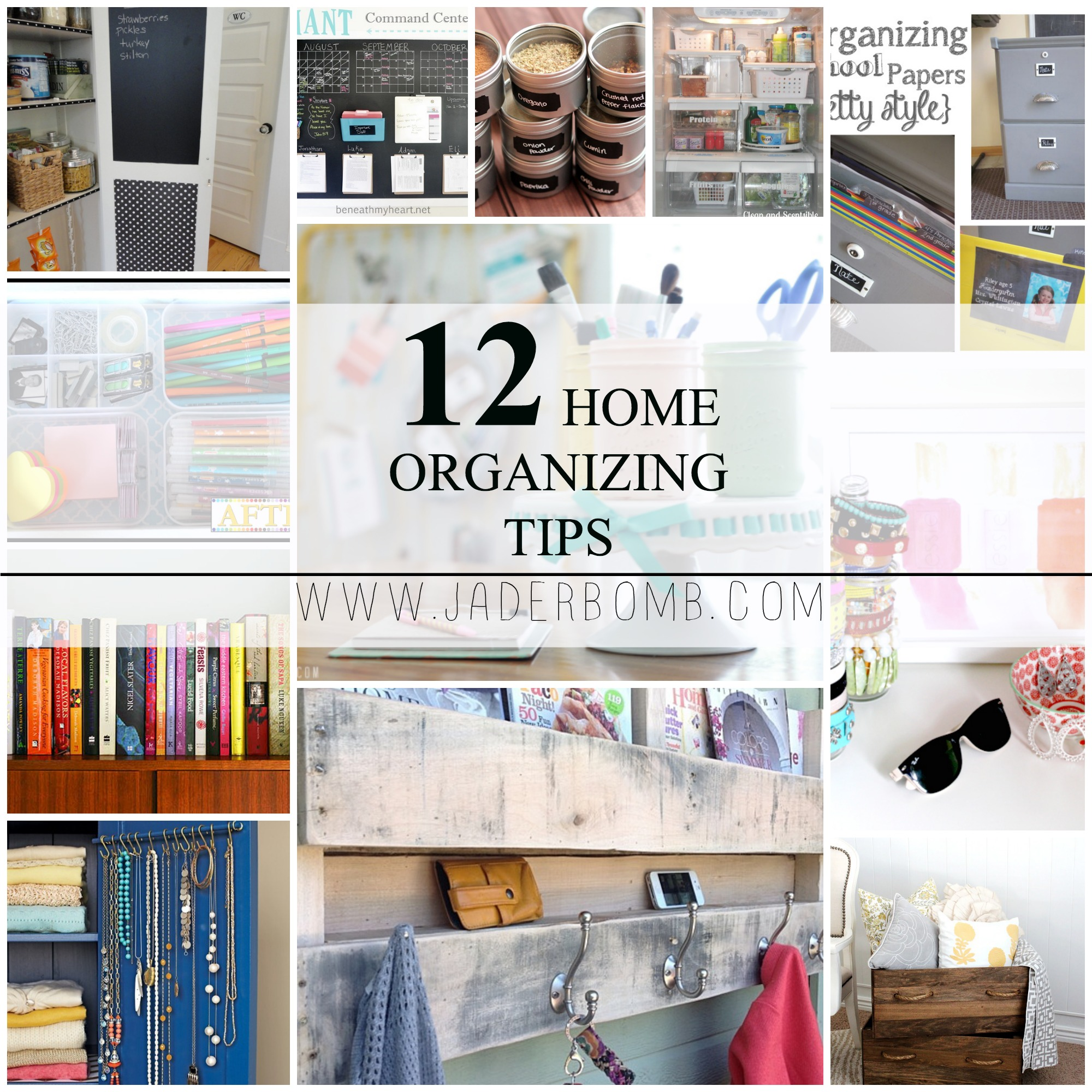 12 Home Organizing Tips  Jaderbomb. Country Living Room Furniture Sets. Tuscan Dining Room Furniture. Peach Living Room. Turquoise Dining Room Ideas. Jeff Lewis Living Room. High Top Dining Room Sets. Room Store Dining Room Sets. Decorating Ideas For Apartment Living Rooms