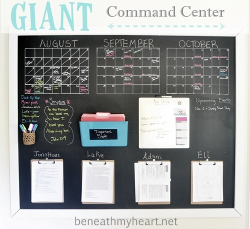 25 Best Home Organizing Tips