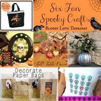 6 fun halloween crafts
