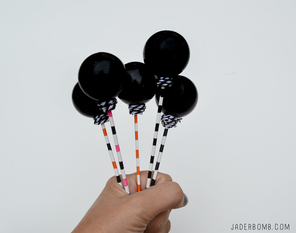 balloon toppers