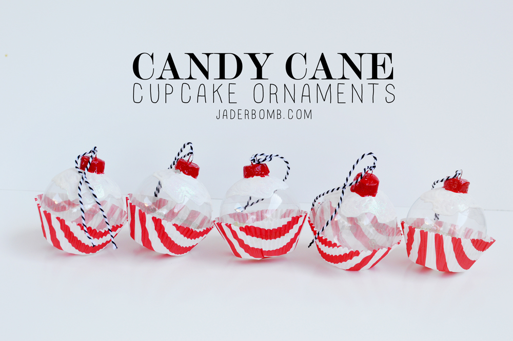 christmas ornaments - Candy Christmas Ornaments