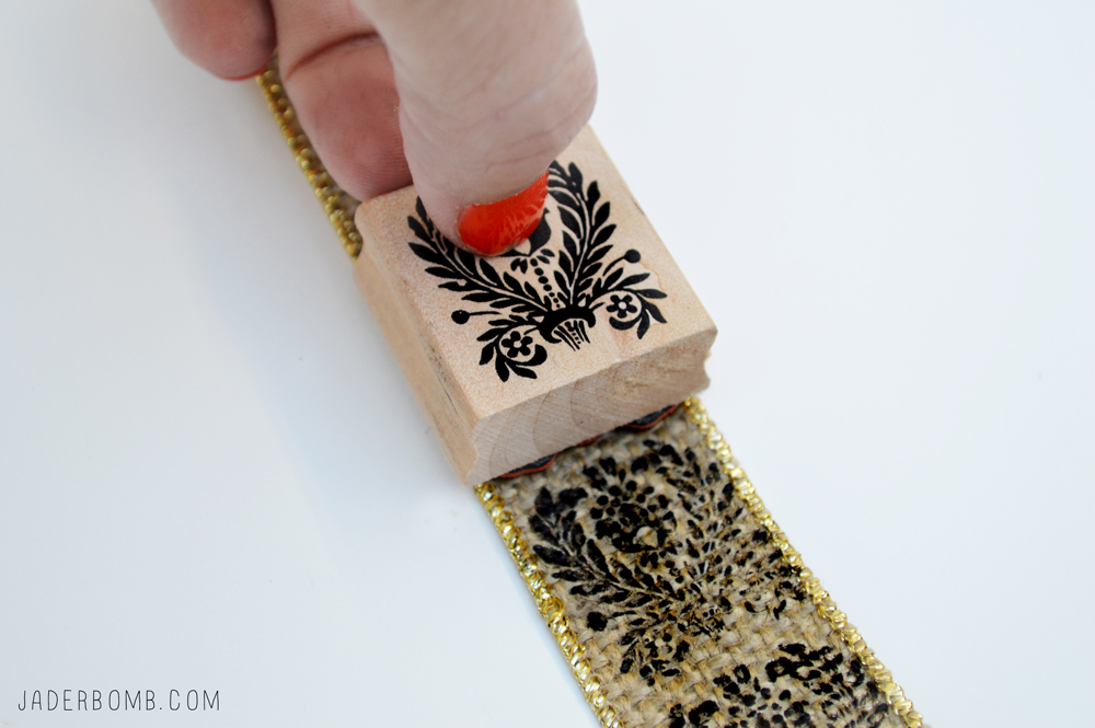 how to stencil fabric jaderbomb