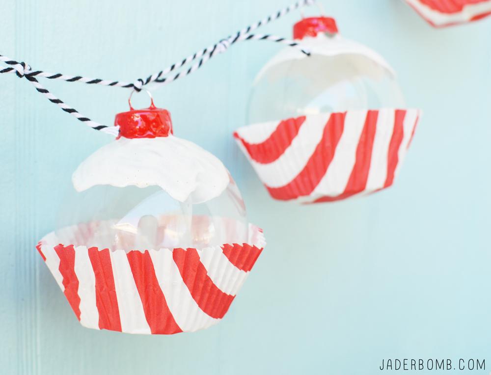 make a cupcake banner