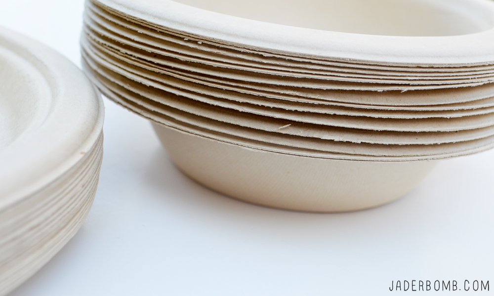 Decorative Paper Plates and Bowls