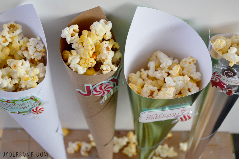 diy paper cones