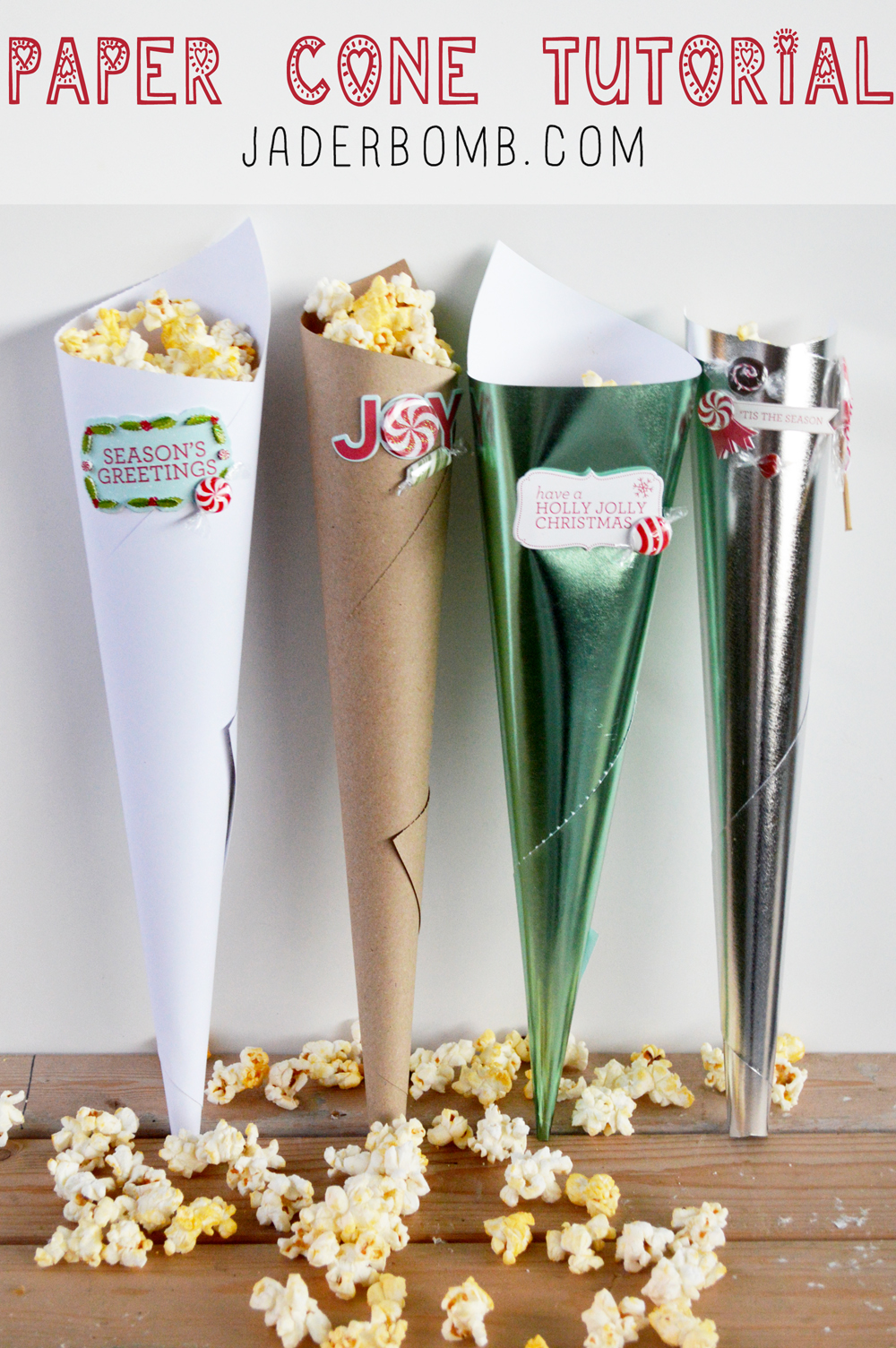 diypaper cone craft