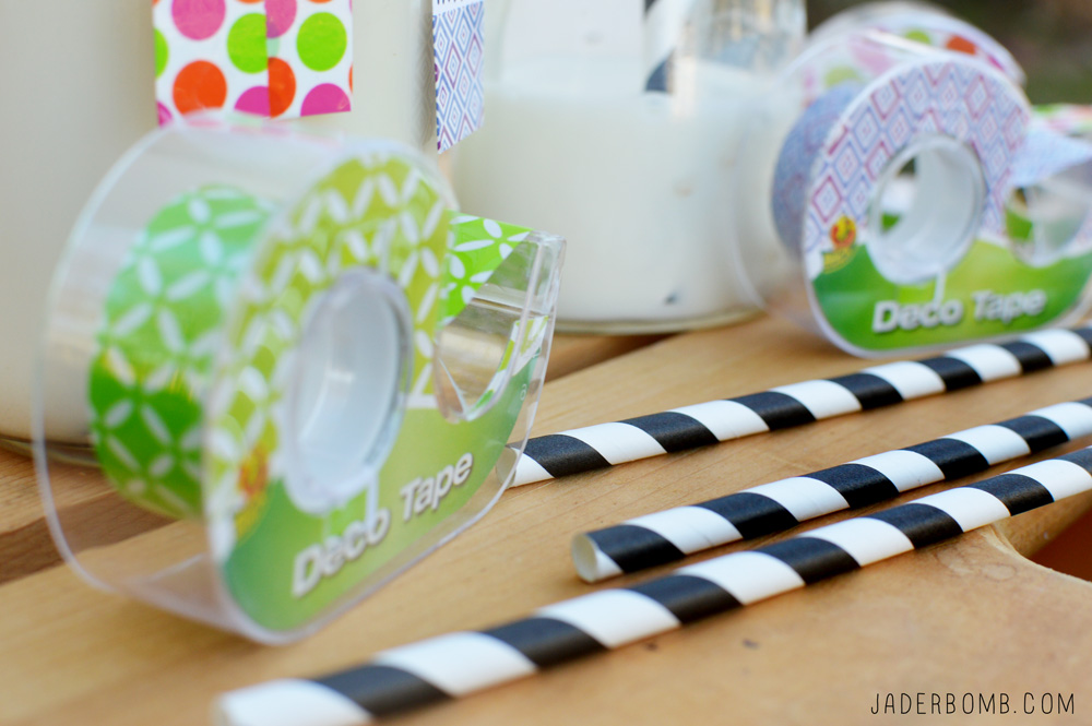 DECO TAPE TUTORIALS