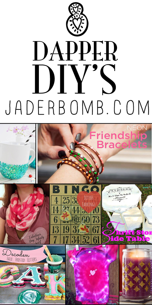 8 DIY Projects