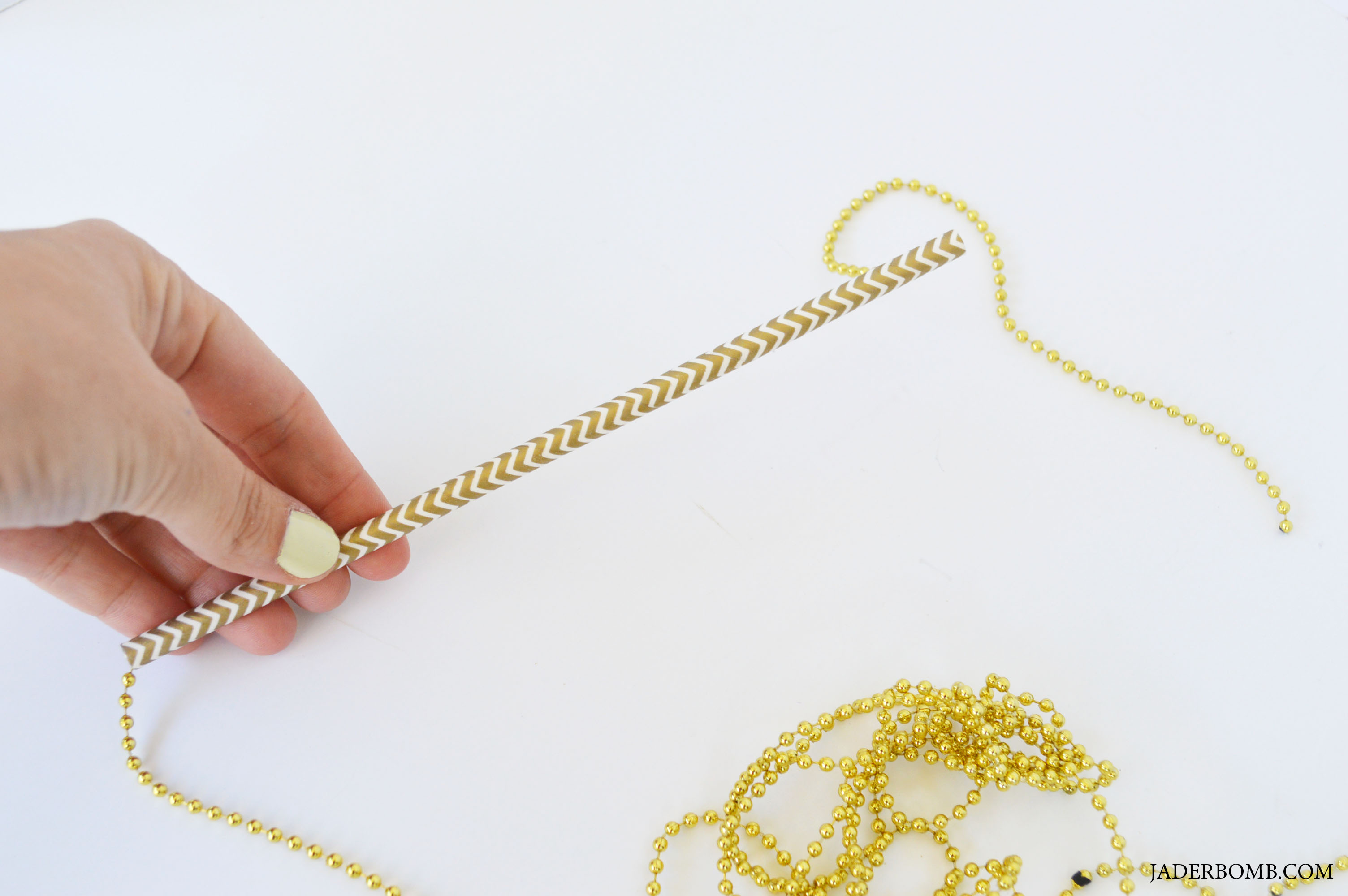gold bead crafts