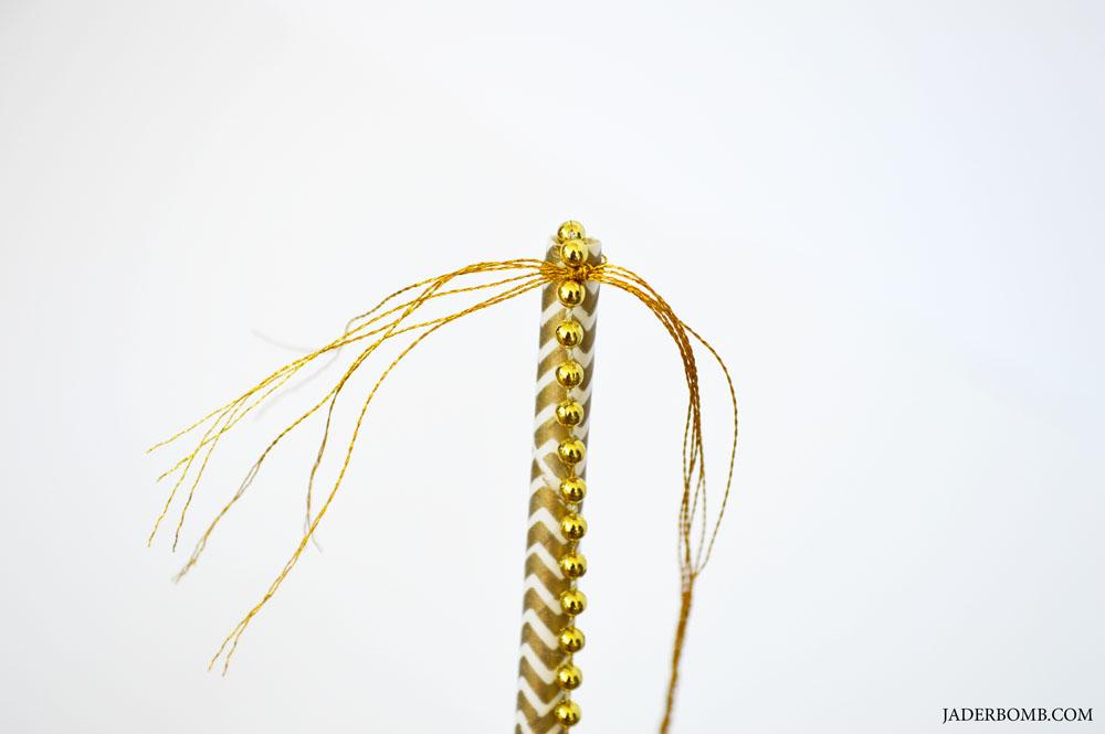 gold thread crafts