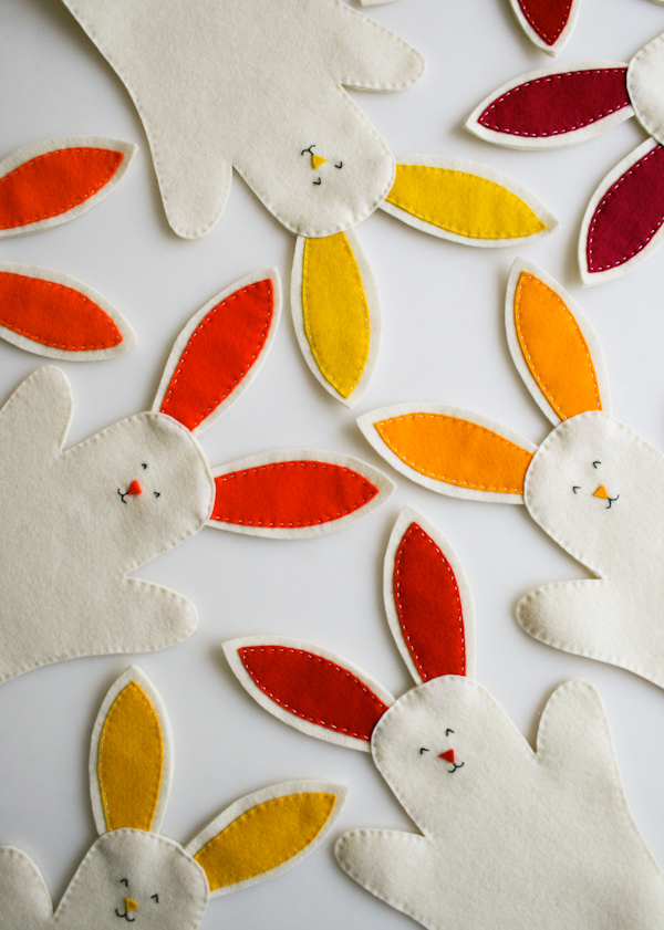 bunny puppets 600-8