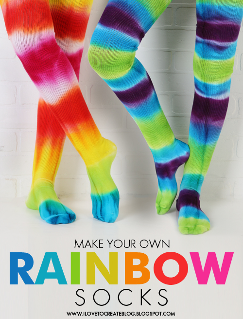 howtomake-rainbowsocks