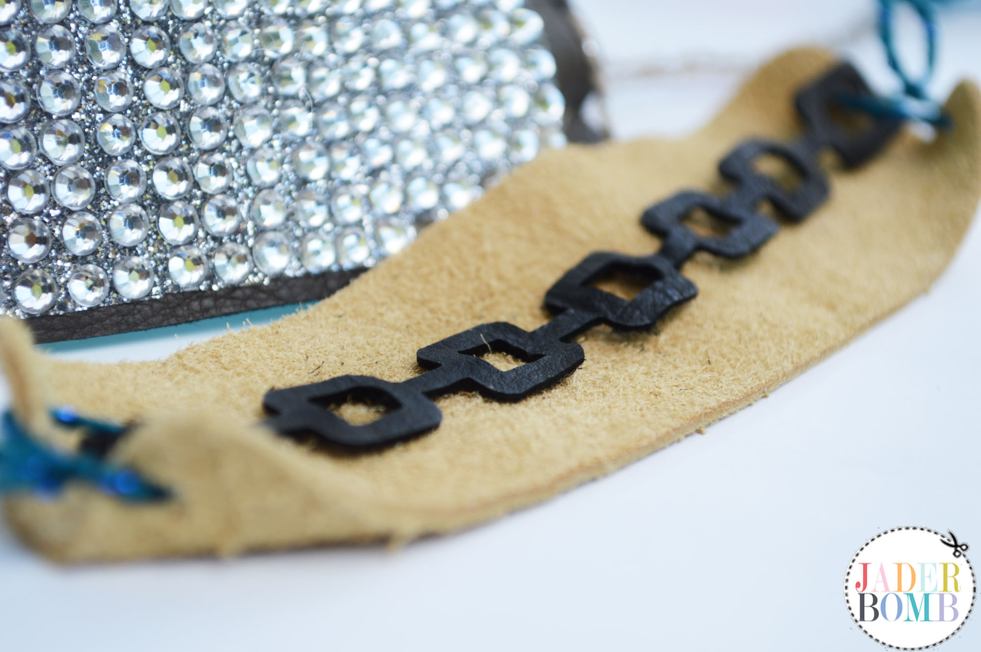 chain cuff tutorial