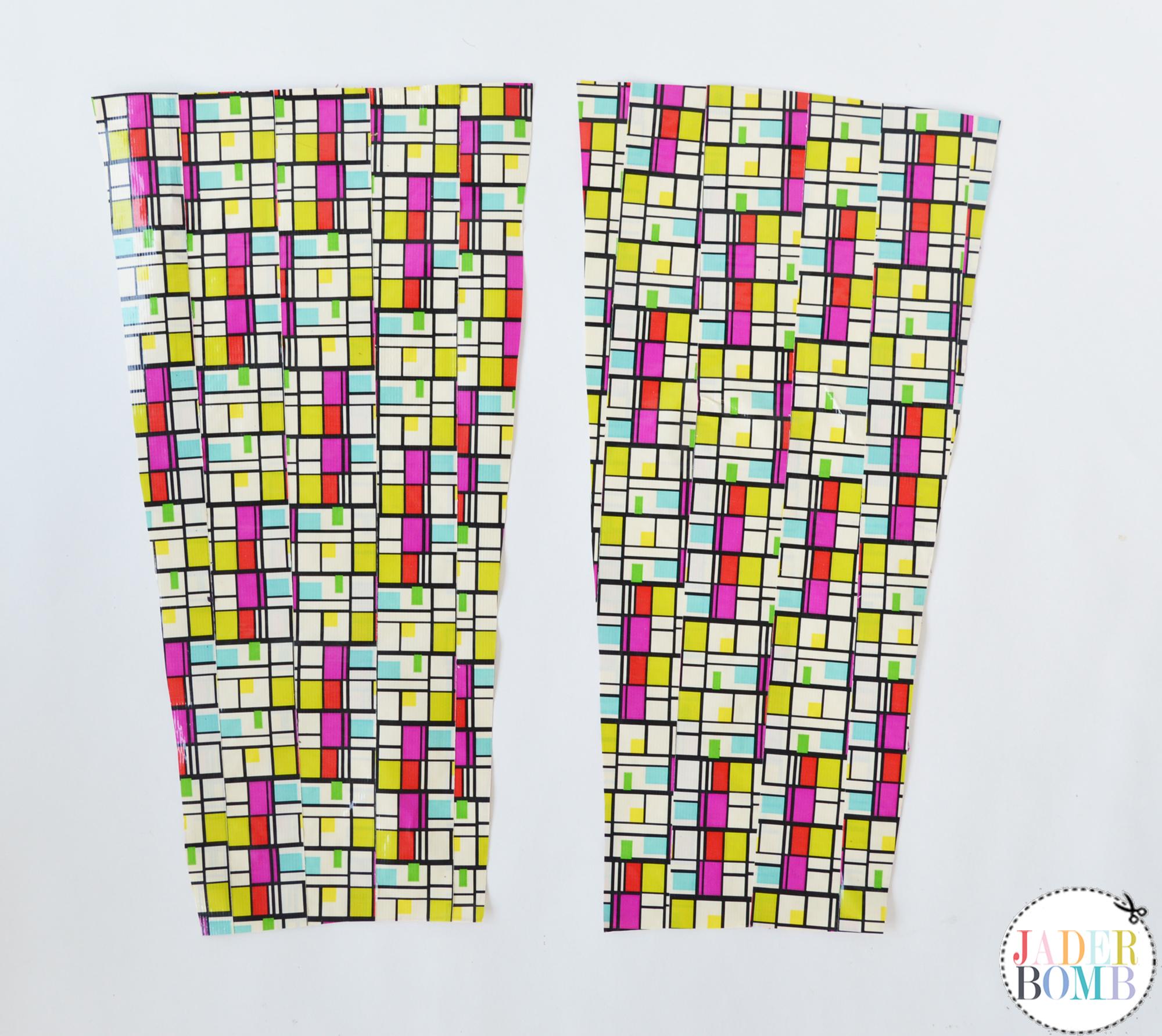 duck tape fashion crafts