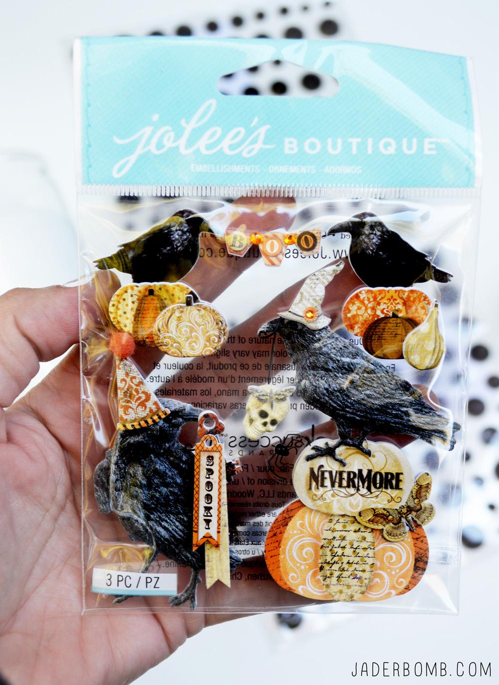 halloween stickers crafts