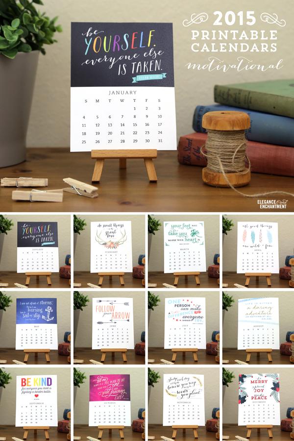 Enchanted-Prints-2015-Calendars-Motivational