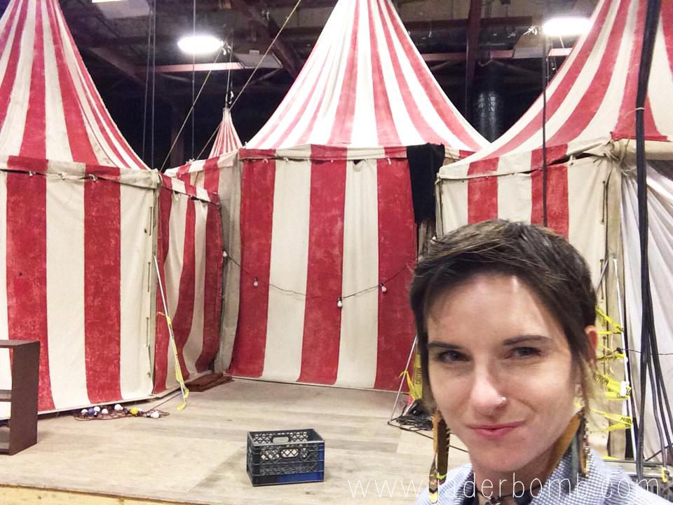 freak show set