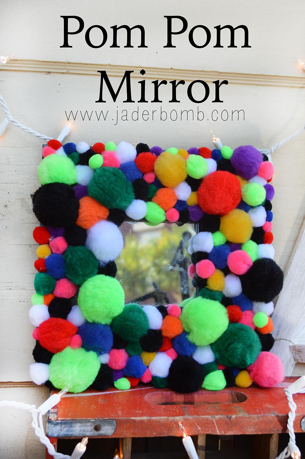 Pom Pom Mirror
