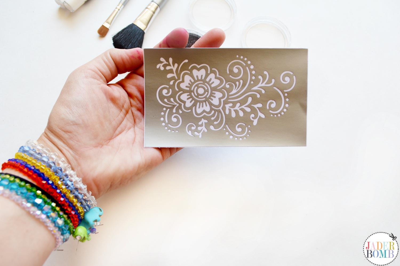 how to do henna