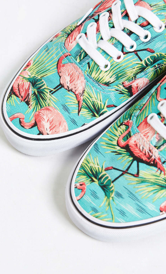 flamingo shoes vans