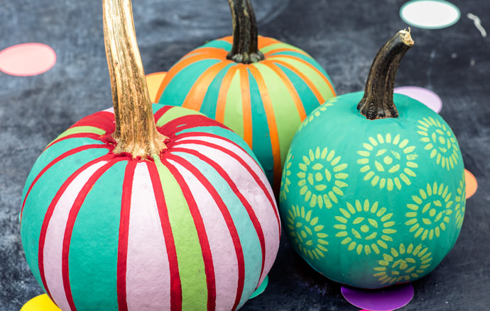 6-painted-mini-pumpkins