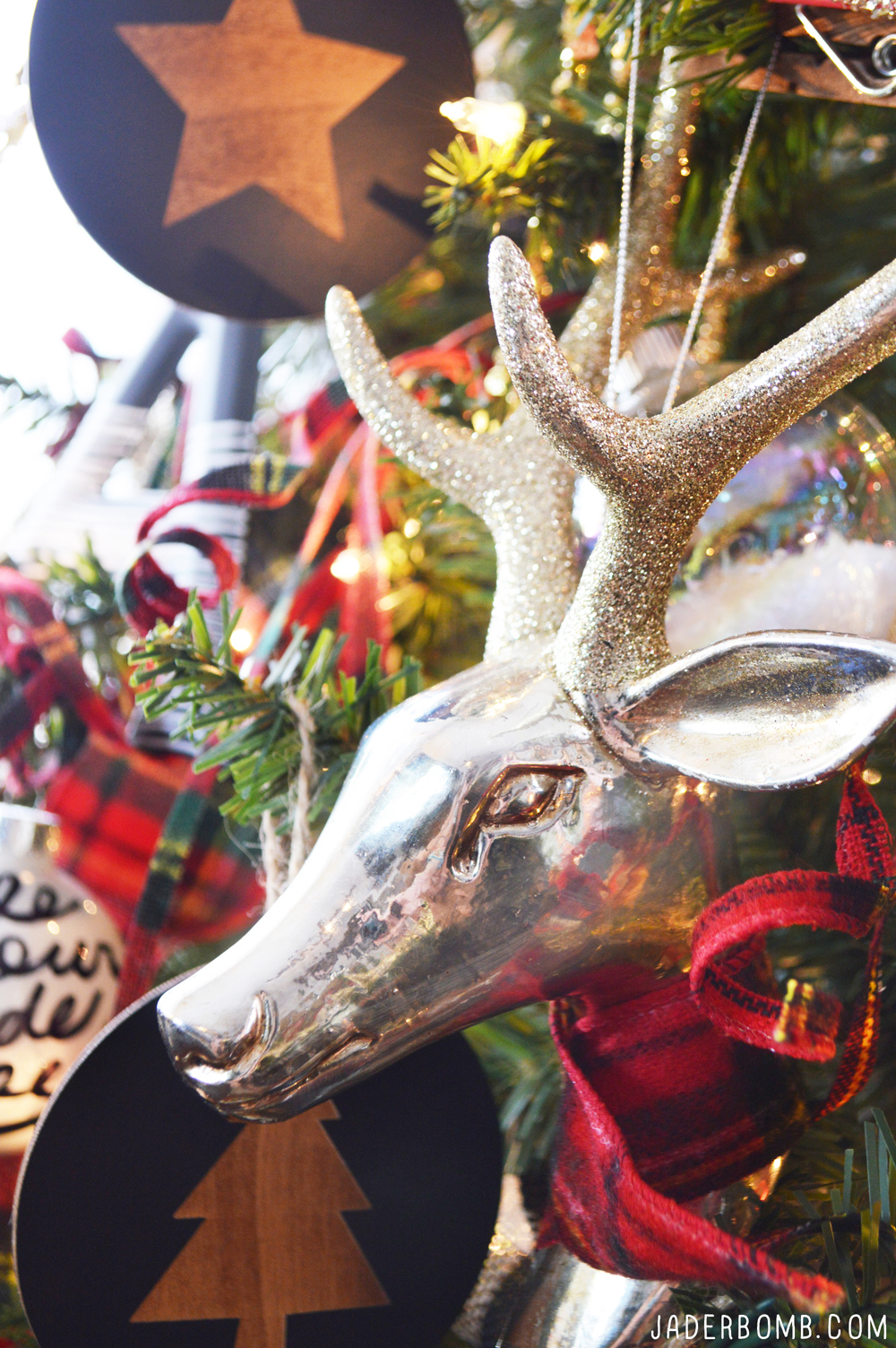 Deer decorations