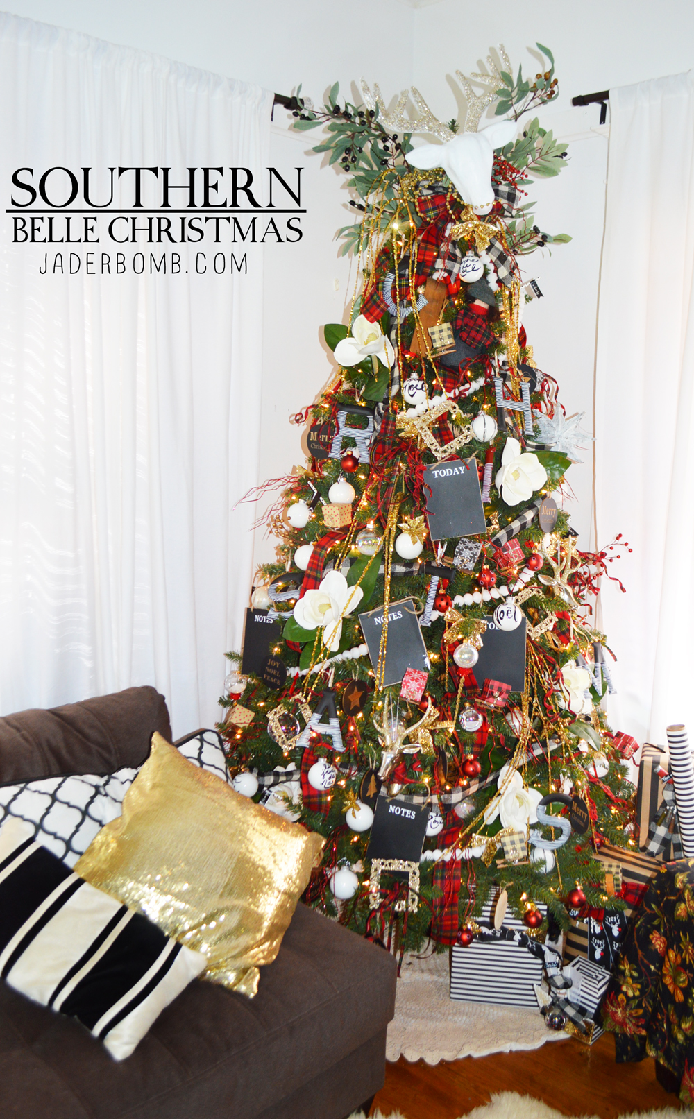 SOUTHERN BELLE CHRISTMAS
