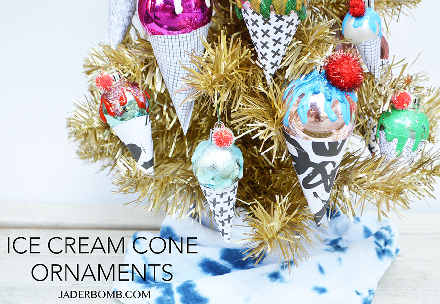 holiday diy ornaments